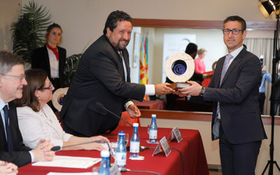 "Digit-S wins the Entrepreneur Export Award from the ""Camara de Comercio"" of Castellón"