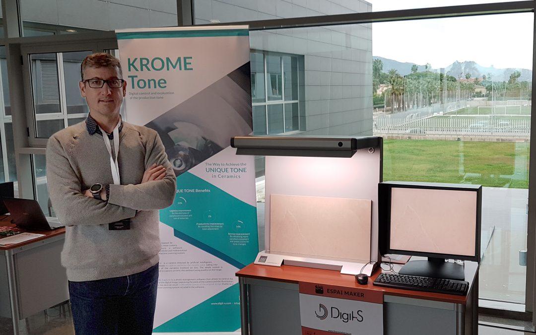 Digit-S está presente en la Feria Castellón Crea Innovación