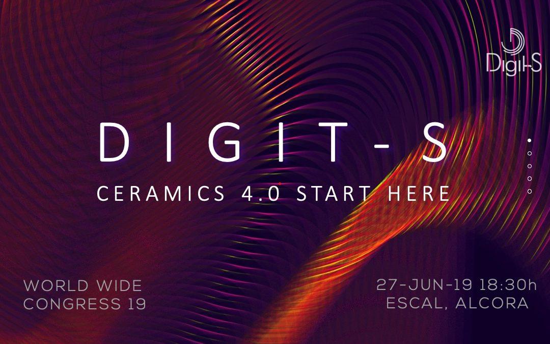 Digit-S presenta el camino hacía la Cerámica 4.0